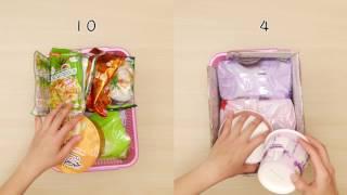 廚房收納三原則-讓廚櫃加大倍空間