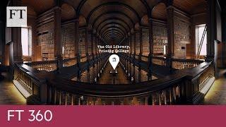 Dublin in the Dark: The Story of Emerald Noir - in 360