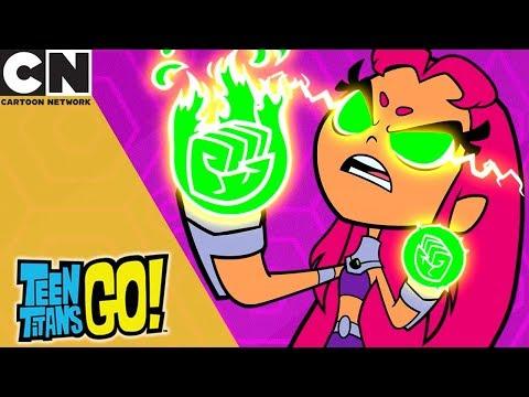 Teen Titans Go! | Stealing the Scoop | Cartoon Network