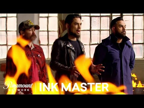 Flash Challenge Preview: Up In Smoke: Part I - Ink Master, Season 6