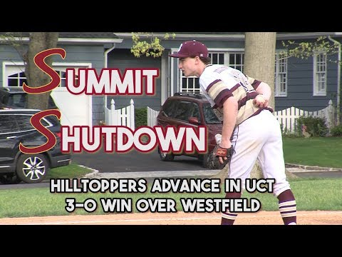 Summit 3 Westfield 0 | Union County Tournament | Shutout Advances Summit in UCT