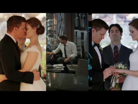Свадьба Бута и Бреннан