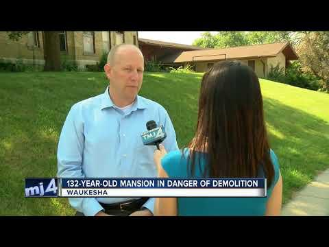 Historic Waukesha mansion at Catholic Memorial High School may be demolished
