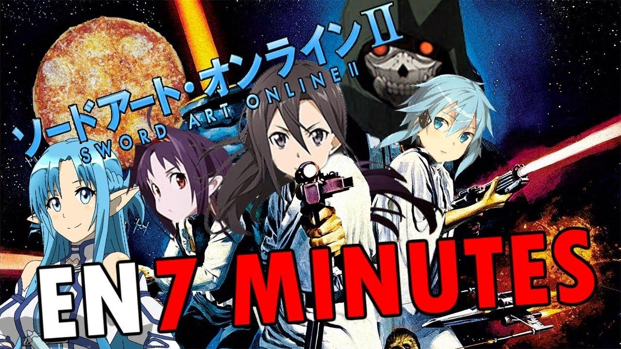 Download Sword Art Online II EN 7 MINUTES | RE: TAKE