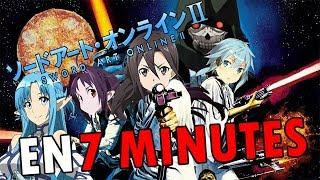 Sword Art Online II EN 7 MINUTES - RE: TAKE