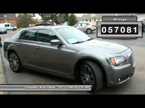 2012 Chrysler 300 Brookings Sd C5111a Youtube