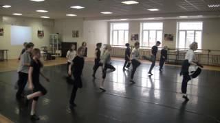 Урок танца. 7