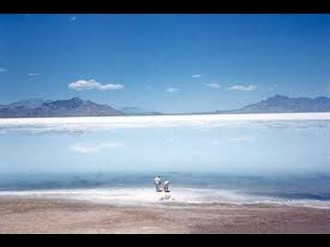 El Gran Lago Salado (Utah) / Great Salt Lake (Utah) [IGEO.TV]