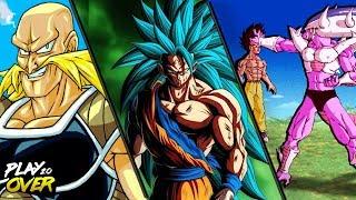 Las 7 Transformaciones Mas Extrañas de Dragon Ball