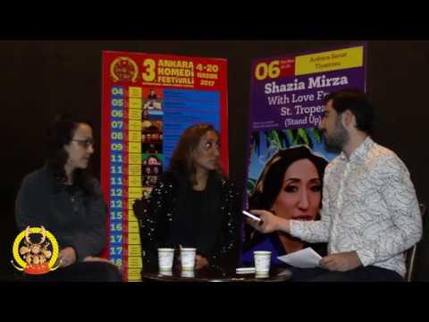 Shazia Mirza | 3. Ankara Komedi Festivali