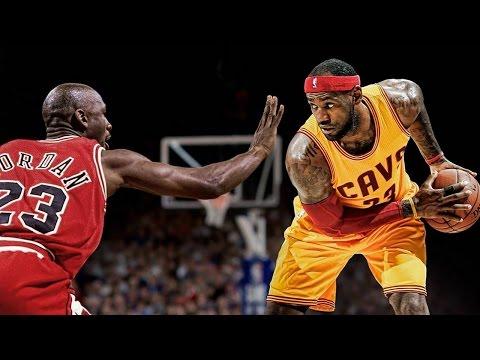 Is the Jordan Era Too Tough for the LeBron Era? -Fumble Extra Time