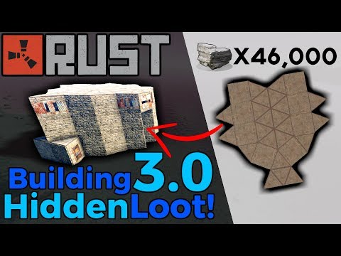 Rust X Loot Room Design