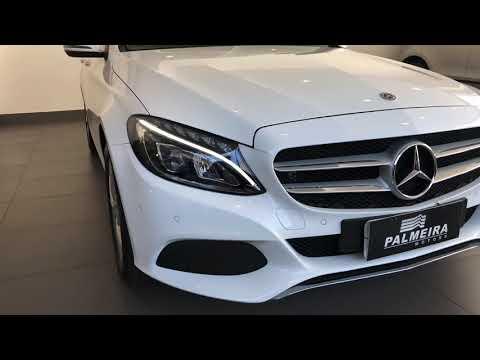 Mercedes Benz C250 2.0 Turbo Avantgarde - 2018 | Palmeira Motors Limeira
