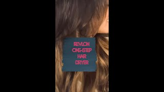 REVLON One Step Hair Dryer Bru…