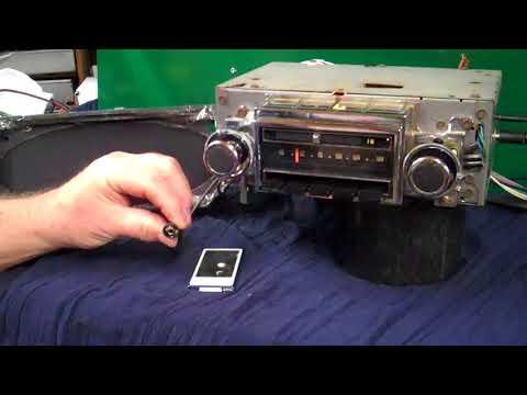 1971 Buick Skylark original am/fm radio