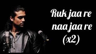 Bandeyaa Lyrics | Jazbaa | Jubin Nautiyal | Sanjay Gupta, Amjad-Nadeem | Aishwarya Rai B, Irrfan K |