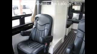 2014 1/2 Airstream Interstate 3500 24' Extended Lounge 9 14/14 Chassis Mercede Benz Sprinter