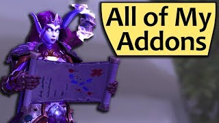 All of my WoW Addons: A Complete Guide to My Addons for BfA
