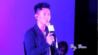 陳柏宇JasonChan - 尊嚴 (新城閃亮MUSIC PARTY)@2012-11-09