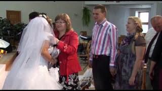 Свадьба  Максим и Дина Эстония