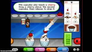 Cupcakeria Cool Math Games