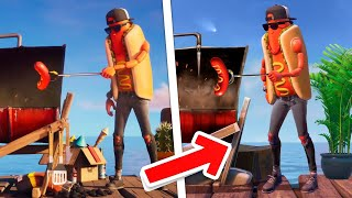 TRAILER NACHSTELLEN in Fortnite! (BEST OF)