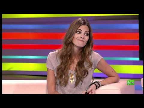 """SLQH: Amaia Salamanca: """"Yo nací en laSexta"""""""