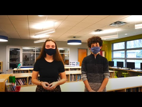 Hillel Community Day School Virtual Tour 2021
