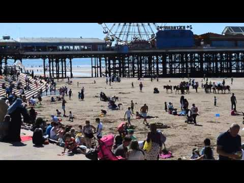 Manchester, Blackpool & Coronation Street Tour - 12th Aug 2015