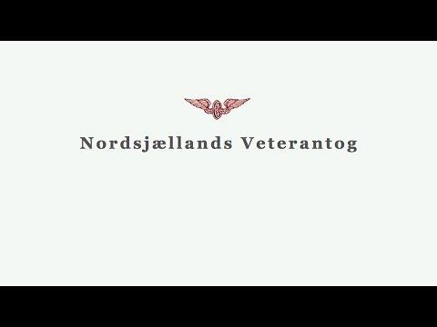 Nordsjællands Veterantog på Bagsværd Station