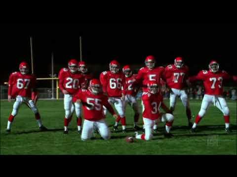 Glee - Football Team Single Ladies HD