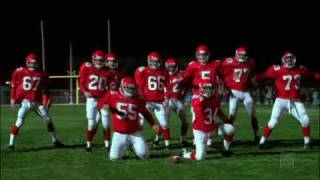 Download Glee - Football Team Single Ladies HD Mp3 and Videos