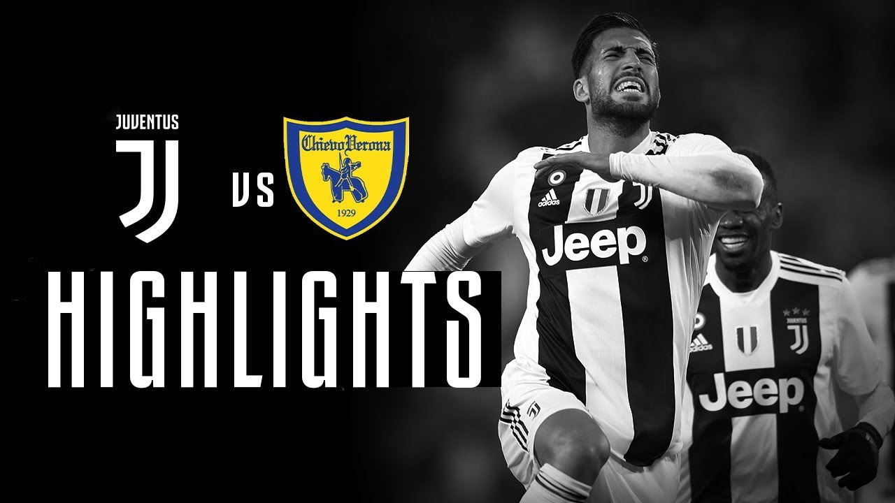 Highlights Juventus Vs Chievo Verona   Emre Cans First For Juve