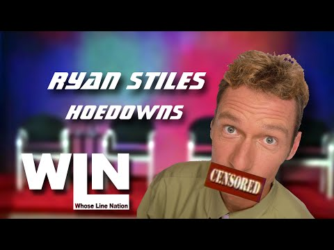 WLN Presents: Ryan Stiles Hoedowns