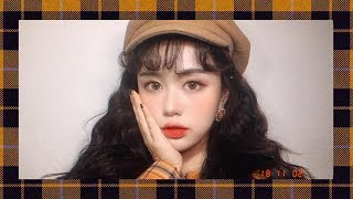 🍞빈티지 레트로 골드 메이크업 VINTAGE GOLD MAKEUP ㅣ 소현 SOHYEON