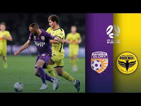 Perth Wellington Phoenix Goals And Highlights