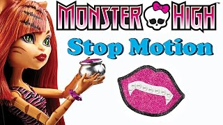 "Stop motion| Monster high - Стоп моушен ""Жизнь Монстер хай"""