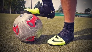 Green Speed.. حذاء «نايك» المميز للاعبي كرة القدم (صور وفيديو)