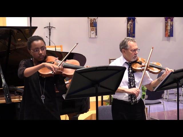 13 Mozart, Duet in G