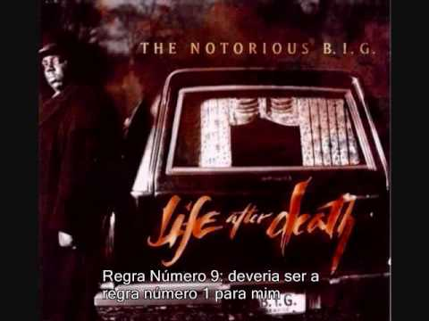Notorious B.I.G. Ten Crack Commandments Tradução/Legendado