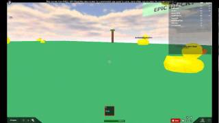 comment monter le canard épique de roblox!!!