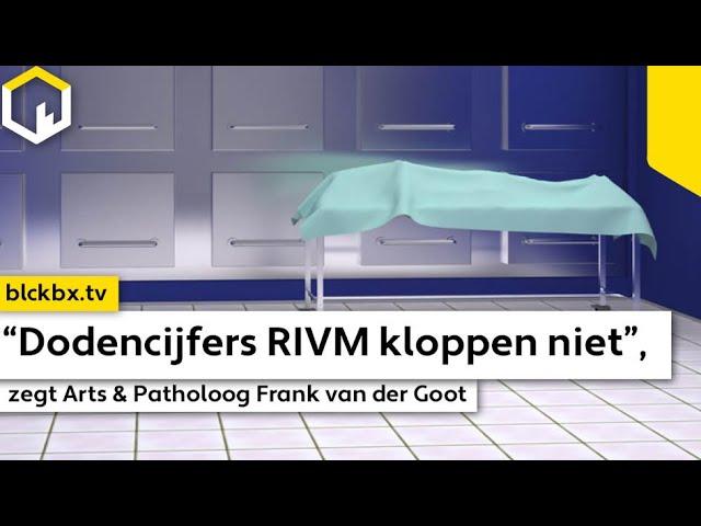 Nederland: de dodencijfers van RIVM kloppen niet