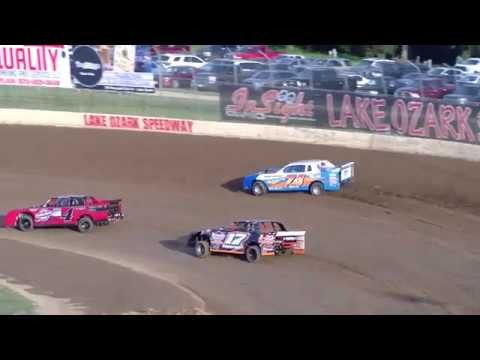 Lake Ozark Speedway 6-22-19 Heats