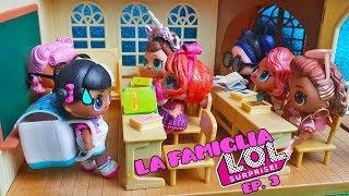 La nuova Scuola di Melanie e Mike [La Famiglia LOL 🏡 Ep. 3]