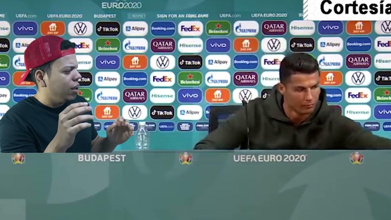 Hablando con mi amigo Cristiano Ronaldo | José Batista El Artista