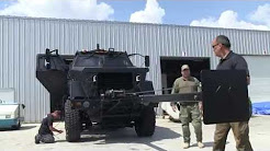 KLEBERG COUNTY SHERIFF SWAT VEHICLE / MRAP UPGRADE