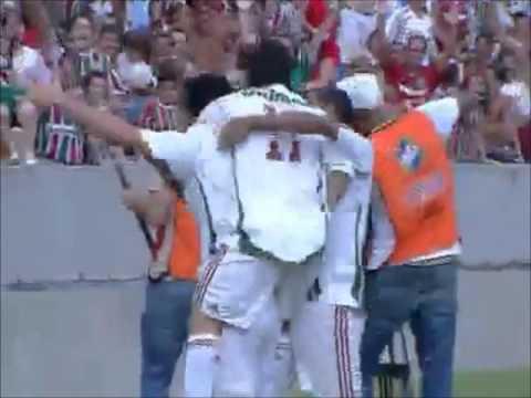 Fred   Top 5 gols pelo Fluminense
