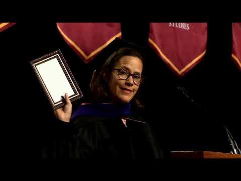 2018 School of Law Commencement: Keynote Speaker, The Honorable Sara L. Ellis