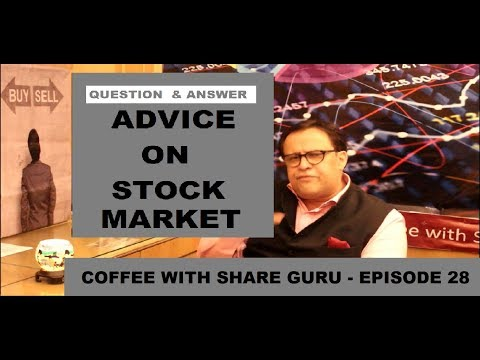 Advice on Stock Market - Q&A - GURU MANTRA | HINDI | Coffee with Share Guru - S1 EPISODE- 28