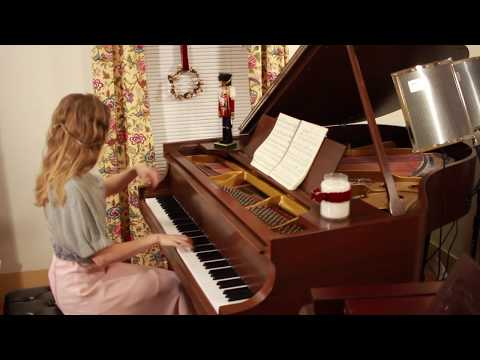 The Nutcracker On Piano Act 1 Clara And The Nutcracker Tchaikovsky Youtube